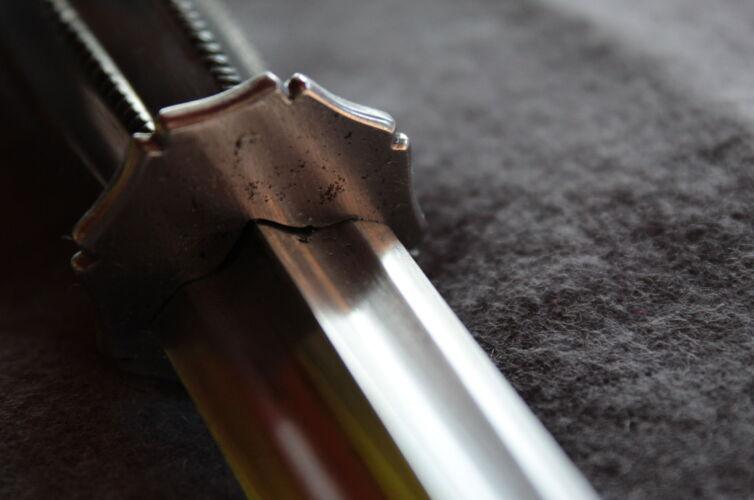 Rondel dagger Baumann Collection