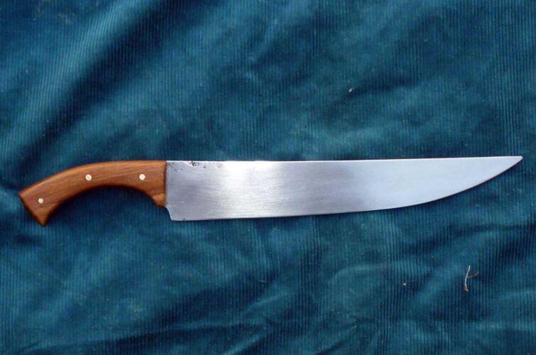 Celtic war knife